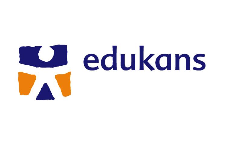 Edukans logo education