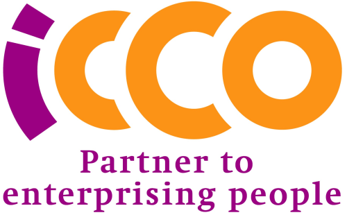 uitsnede icco logo enterpreneurship