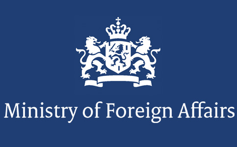 uitsnede ministry of foreign affairs netherlands-logo